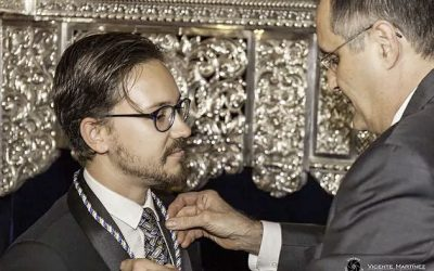 Rubén Jordán Hermano de Honor