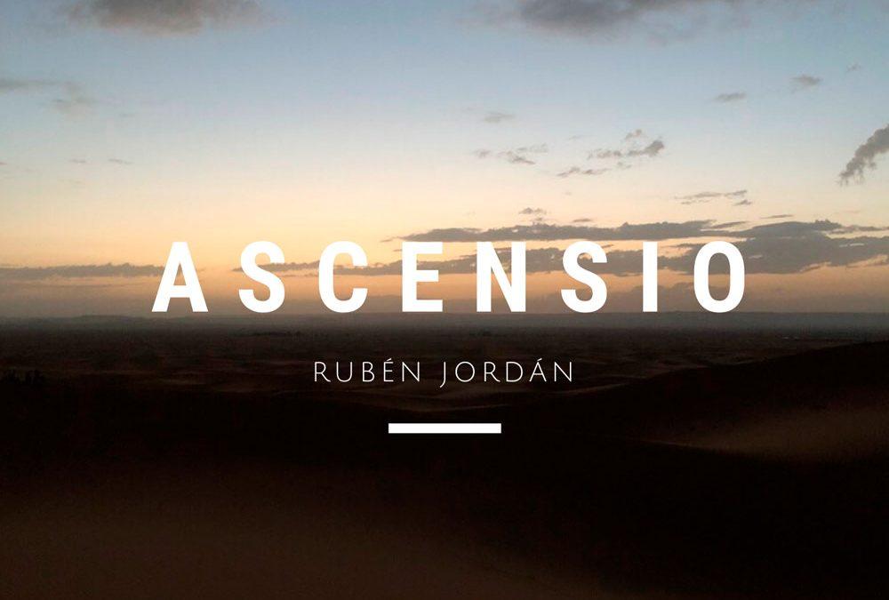 El Compositor Rubén Jordán presenta su nuevo álbum: ASCENSIO