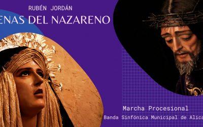 Rubén Jordán estrena Penas del Nazareno