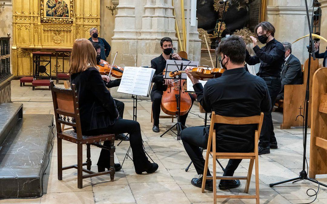 Concierto monográfico dedicado al compositor alicantino Rubén Jordán
